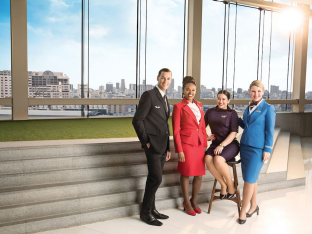 Virgin Atlantic, Delta, Air France and KLM Launch World's Leading Partnership